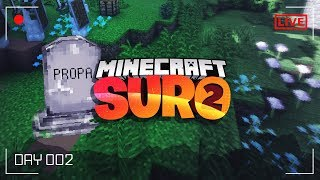 Minecraft #SURO2 - Tag 2