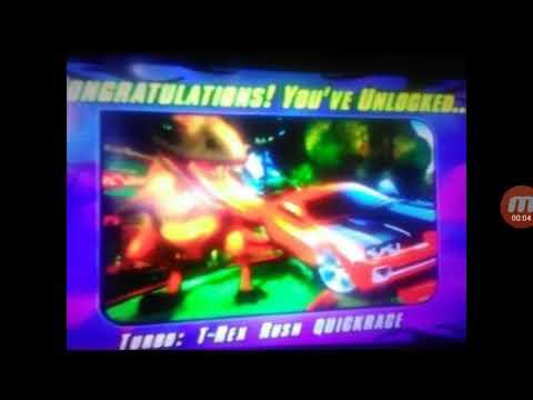 Hot Wheel Beat That! (Wii) T-rex Rush New Fanfare