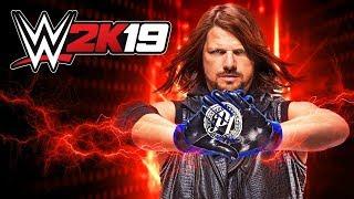 WWE 2K19 Abdeckung Superstar AJ Styles Zeigt Millionen-Dollar-Herausforderung