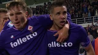 Il gol di Simeone - Fiorentina - Torino 3-0 - Giornata 10 - Serie A TIM 2017/18