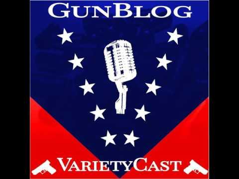EP045 GunBlog VarietyCast - Special Guest: Reverend Kenn Blanchard