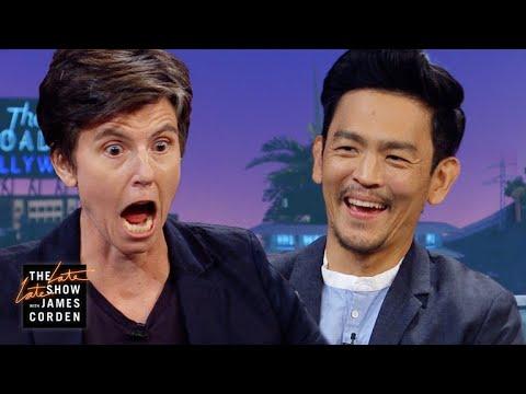 'Star Trek' Acting Skills w Tig Notaro & John Cho
