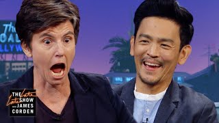 'Star Trek' Acting Skills w/ Tig Notaro & John Cho