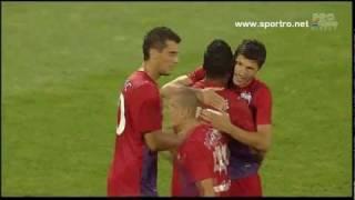 Steaua - TSKA Sofia 2-0 [ rezumat 18-08-2011 ] HD