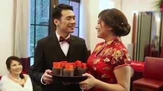 20150117 C&L婚禮-新娘奉茶+文定儀式