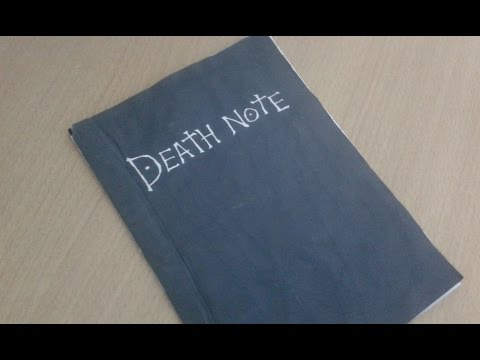 Death note in real life