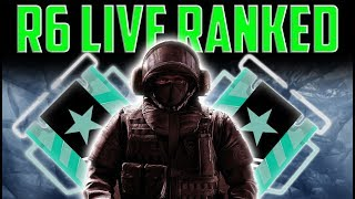 R6 Live Ranked Competitive Siege Stream! GIVEAWAY