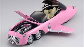 FAB 1 ~ A Six Wheeled Ford Thunderbird