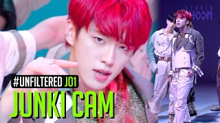 [UNFILTERED CAM] JO1JUNKI 'Born To Be Wild' 4K | BE ORIGINAL