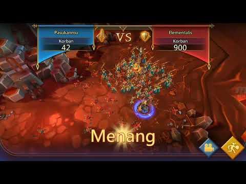 Lord Mobile : Mengalahkan Bentrokan 6 Pencarian Senja Kala / Skirmish 6