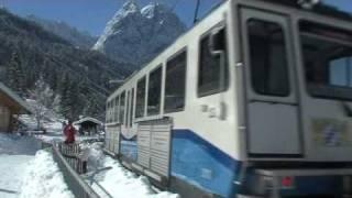Skifahren auf der Zugspitze und im Garmisch-Classic Gebiet