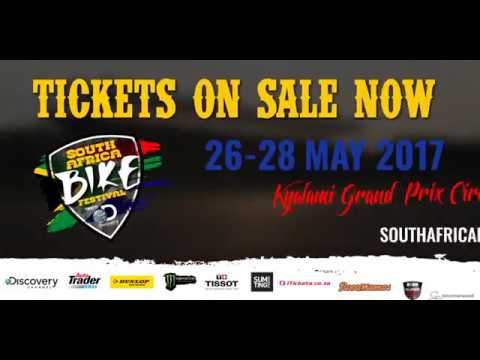 South Africa Bike Festival LED Screens Advert