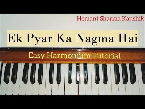 Ek Pyar Ka Nagma Hai Harmonium Notes Sargam Sa Re Ga Ma Notations Hemant Sharma Kaushik Dil chahte ho latest song sargam harmonium notes from jubin nautiyal: ek pyar ka nagma hai harmonium notes