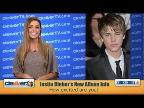 Justin Bieber's New Album Info