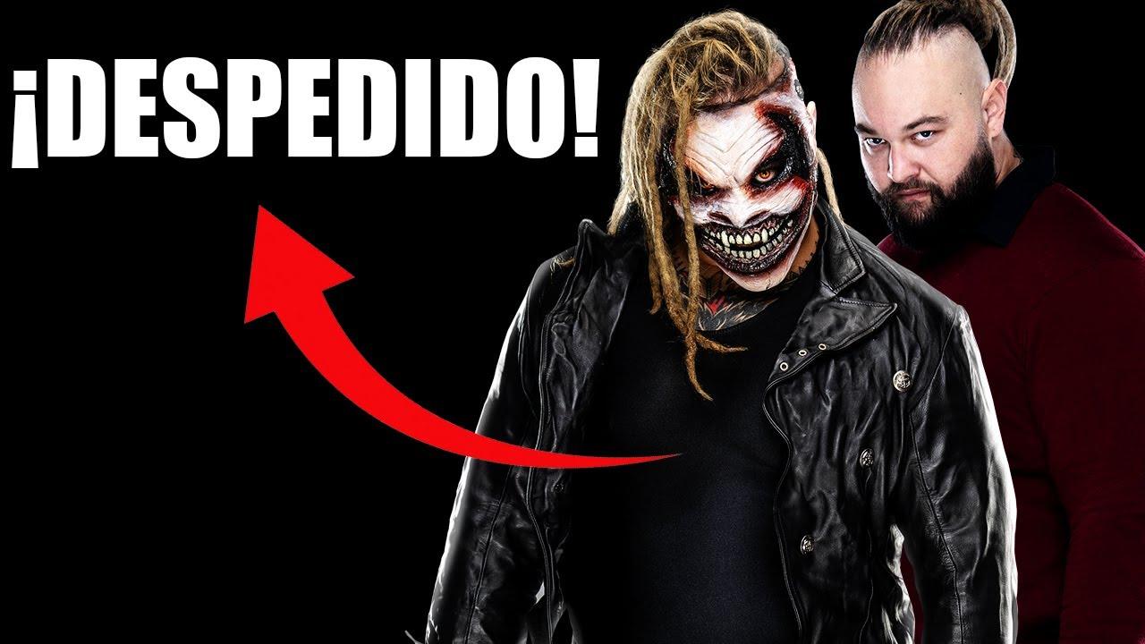 BRAY WYATT FUERA DE WWE ¿QUÉ PASÓ?