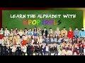 Learn the Alphabet with Kpop Idols