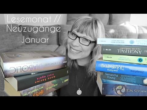Mein Lesemonat // Neuzugänge Januar