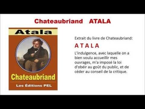 Atala de Chateaubriand