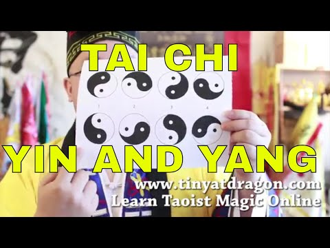 Tai Chi Yin Yang Explained - Taoism Lecture