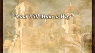 God will Make a Way (instrumental)