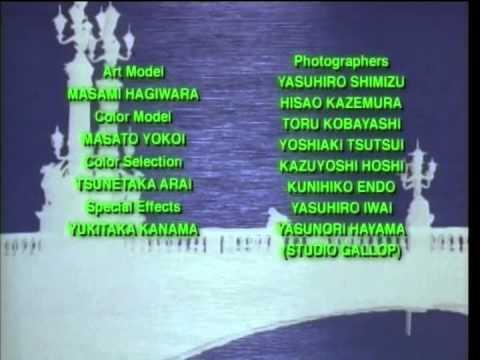 Rurouni Kenshin Ending 2 English Version (I Know Tears)