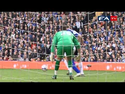 Birmingham City 2-3 Bolton Pitchside | The FA Cup 6th Round 13/03/11