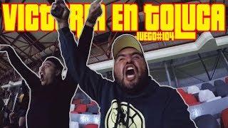 VICTORIA CONTUNDENTE EN TOLUCA - CLUB AMÉRICA 4 vs VERACRUZ 1 - JUEGO # 104 - Del Crema Soy