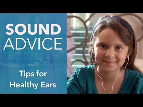 Sound Advice: Tips for Healthy Ears