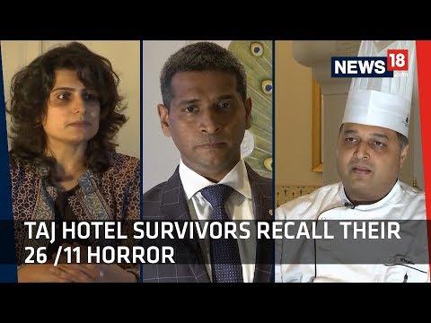 Taj Hotel Survivors Recall Their 26 /11 Horror | Mumbai Terror Attack