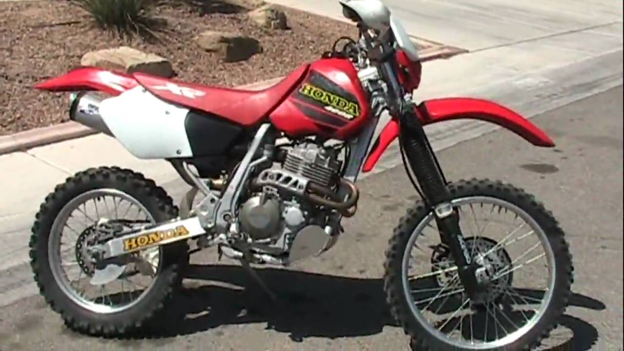honda xr400r youtube. Black Bedroom Furniture Sets. Home Design Ideas