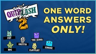 """Wet City, USA"" — Polygon Plays QUIPLASH 2, Feat. Griffin, Brian, Jenna & More!"