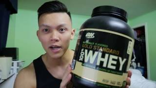 Optimum Nutrition Gold Standard 100% Whey Protein Review