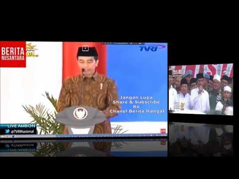 Ketika Jokowi Dan Megawati Tak Bisa Menyebut Nama Allah