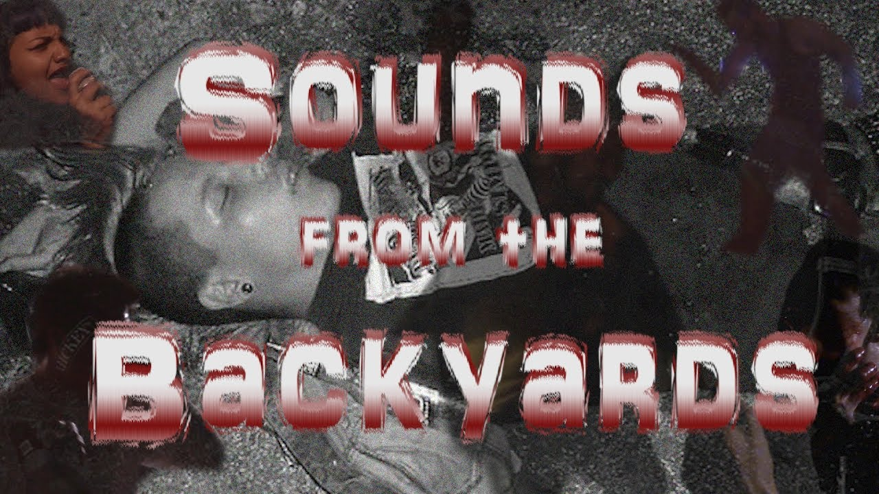 sounds from the backyards youtube
