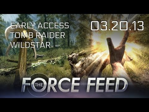 The Force Feed - ESO First Person Perspective is Worthless
