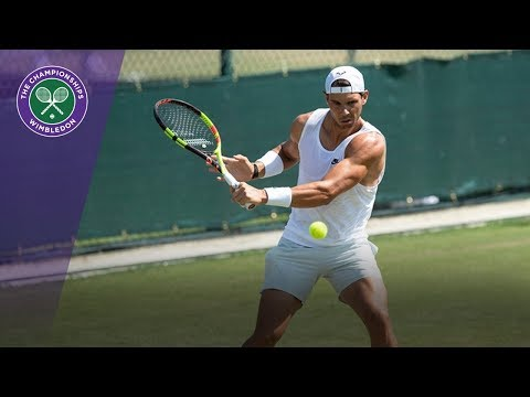 Rafael Nadal - expectations are ALWAYS high