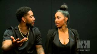 Omarion And His Girlfriend Apryl Jones React To His Nude Photos Being Leaked