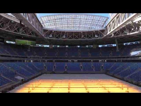 El san petersburgo arena el estadio m s caro del mundo for Estadio arena
