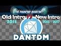 DanTDM Old Intro Vs New Intro Song mp3