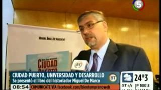 CIUDAD PUERTO, UNIVERSIDAD DESARROLLO