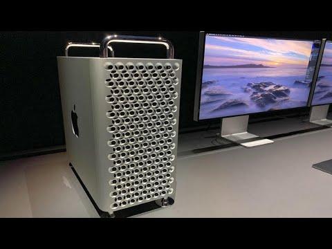 СКАНДАЛ ! Apple использует в последних MAC PRO за 3.3 миллиона САМУЮ ДЕШЁВУЮ память !