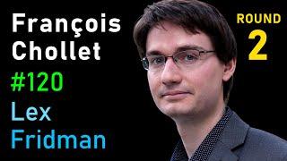 François Chollet: Measures of Intelligence | Lex Fridman Podcast #120