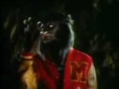 Mj turns into werewolf scene