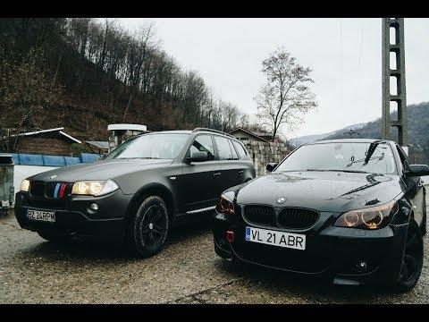 The Black Beast #2 - BMW E60