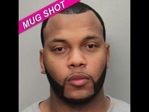 Rapper Flo Rida Arrested