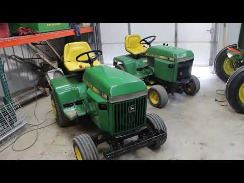 john deere 317 tractor wiring diagram intertherm furnace predator 670cc 22hp v twin engine on my 318 youtube 9 03