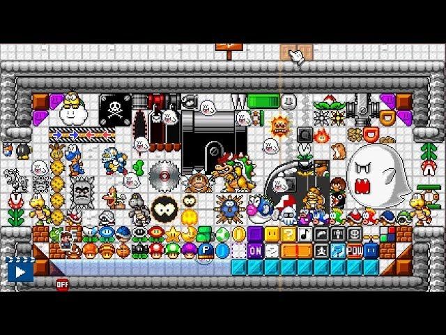 La version Perdida de Mario UniMaker... 1.1.0! [No Fake*] #1