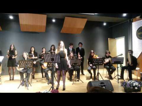 İtü Merve Melis Yalçın konseri- Tevekte Üzüm Kara
