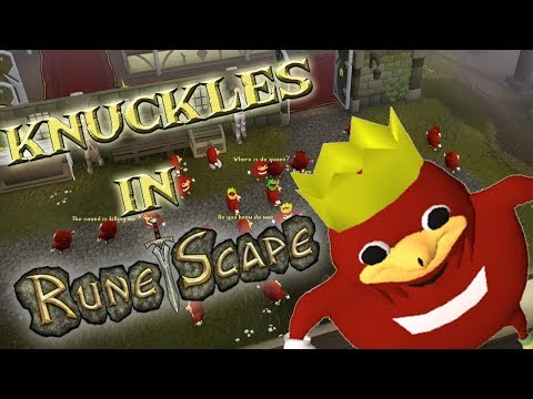 Do you know de way of Runescape?