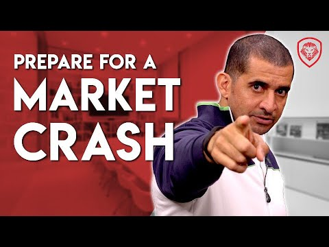 NEXT MARKET CRASH: 8 Ways to Prepare for Economic Collapse
